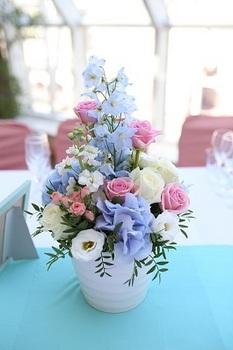 flowersピンクと薄青.jpg